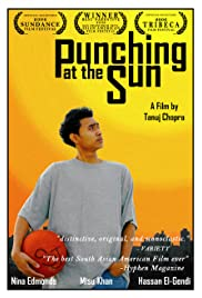 Punching at the Sun Poster