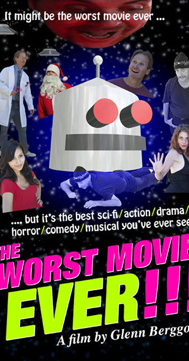 If Ever You Need A Reason To Get Out Of A Broken Down Car: The Worst Movie Ever! (2011)