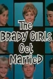 The Brady Girls Get Married Poster