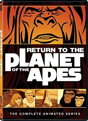 Poster Return to the Planet of the Apes