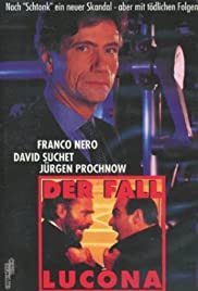 Der Fall Lucona Poster