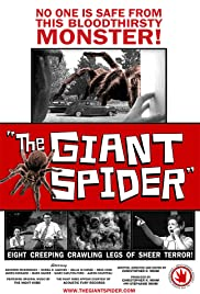 The Giant Spider Poster