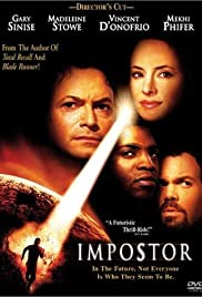 Impostor (2001) Poster - Movie Forum, Cast, Reviews