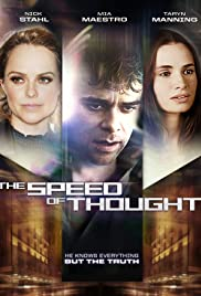 The Speed of Thought (2011) Poster - Movie Forum, Cast, Reviews