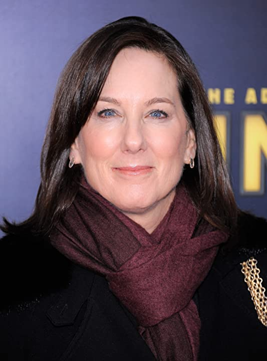 Kathleen Kennedy at an event for The Adventures of Tintin (2011)