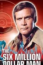 The Six Million Dollar Man (1973) Poster