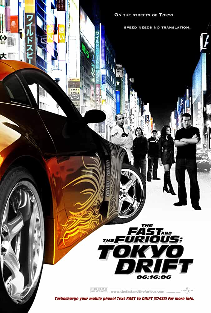 The Fast and The Furious: Tokyo Drift >> 30s review