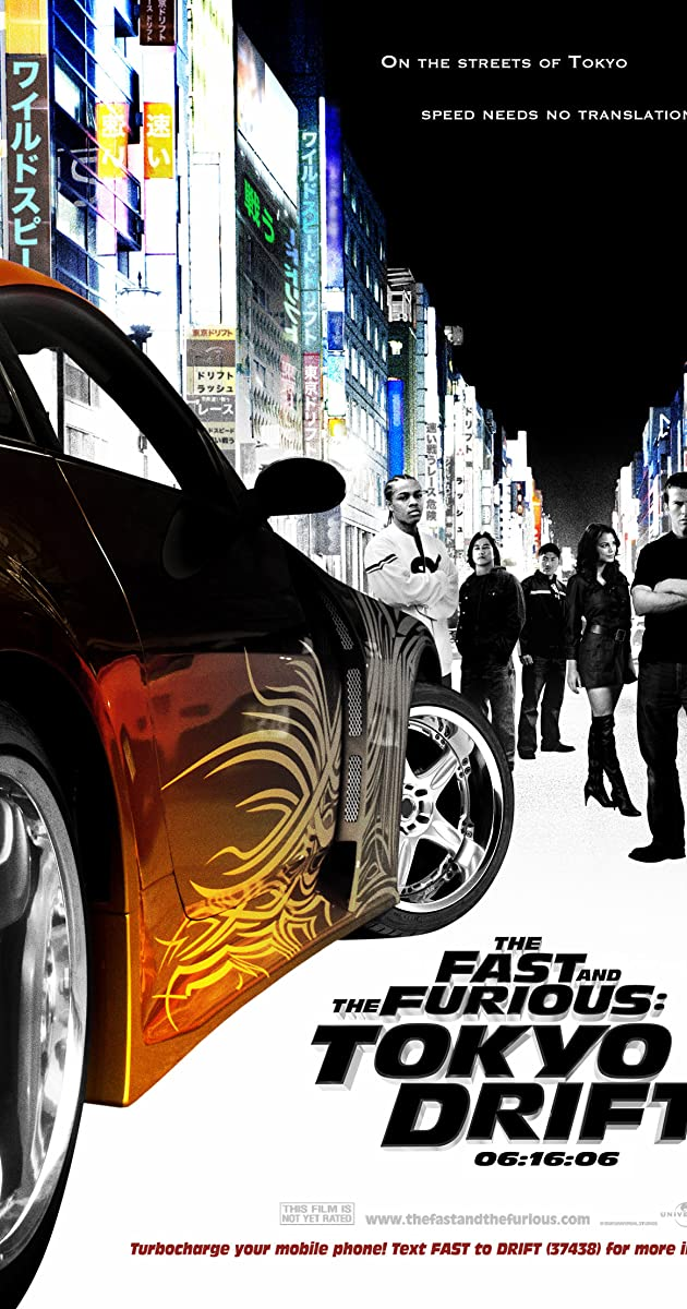 The Fast and the Furious: Tokyo Drift 2006 BRRip
