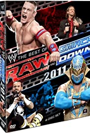 WWE SmackDown vs. RAW 2011 Poster