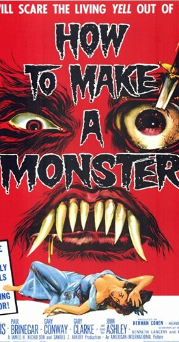 How to Make a Monster (1958) - IMDbHow to Make a Monster (1958) - 웹