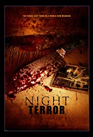 Night Terror (2002) Poster - Movie Forum, Cast, Reviews