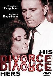 Divorce His - Divorce Hers Poster