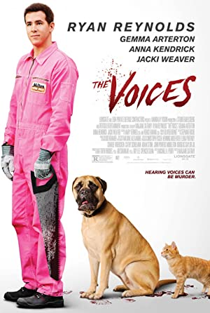 The Voices (2014) Download on Vidmate
