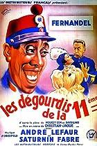 Image of Les dégourdis de la 11ème