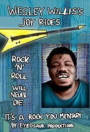 Wesley Willis's Joyrides Poster