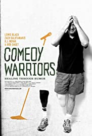 Comedy Warriors: Healing Through Humor Poster