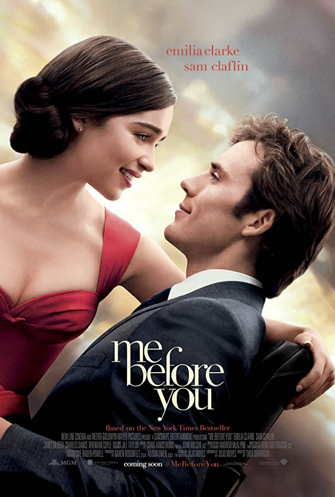 "Review dan Sinopsis Film ""Me Before You"" 2016"
