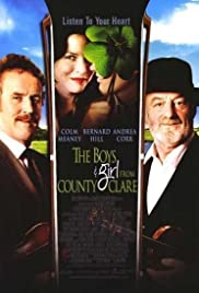 The Boys & Girl from County Clare Poster
