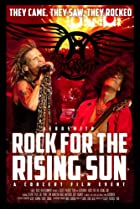 Image of Aerosmith: Rock for the Rising Sun
