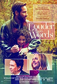 Louder Than Words (2013) Poster - Movie Forum, Cast, Reviews