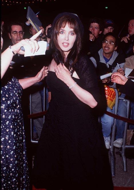 Isabelle Adjani at Diabolique (1996)