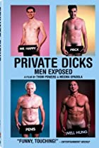Image of Private Dicks: Men Exposed