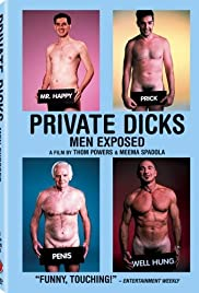 Private Dicks: Men Exposed (1999) Poster - Movie Forum, Cast, Reviews