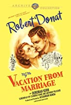 Primary image for Vacation from Marriage