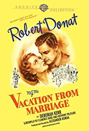 Vacation from Marriage (1945) Poster - Movie Forum, Cast, Reviews