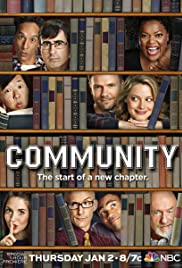 Community 1ª a 6ª Temporada  – Dublado / Legendado  Em HD