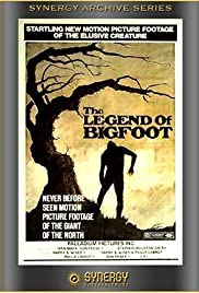 The Legend of Bigfoot (1975) Poster - Movie Forum, Cast, Reviews