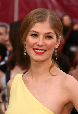 Rosamund Pike at The 80th Annual Academy Awards (2008)