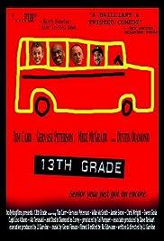 13th Grade Poster