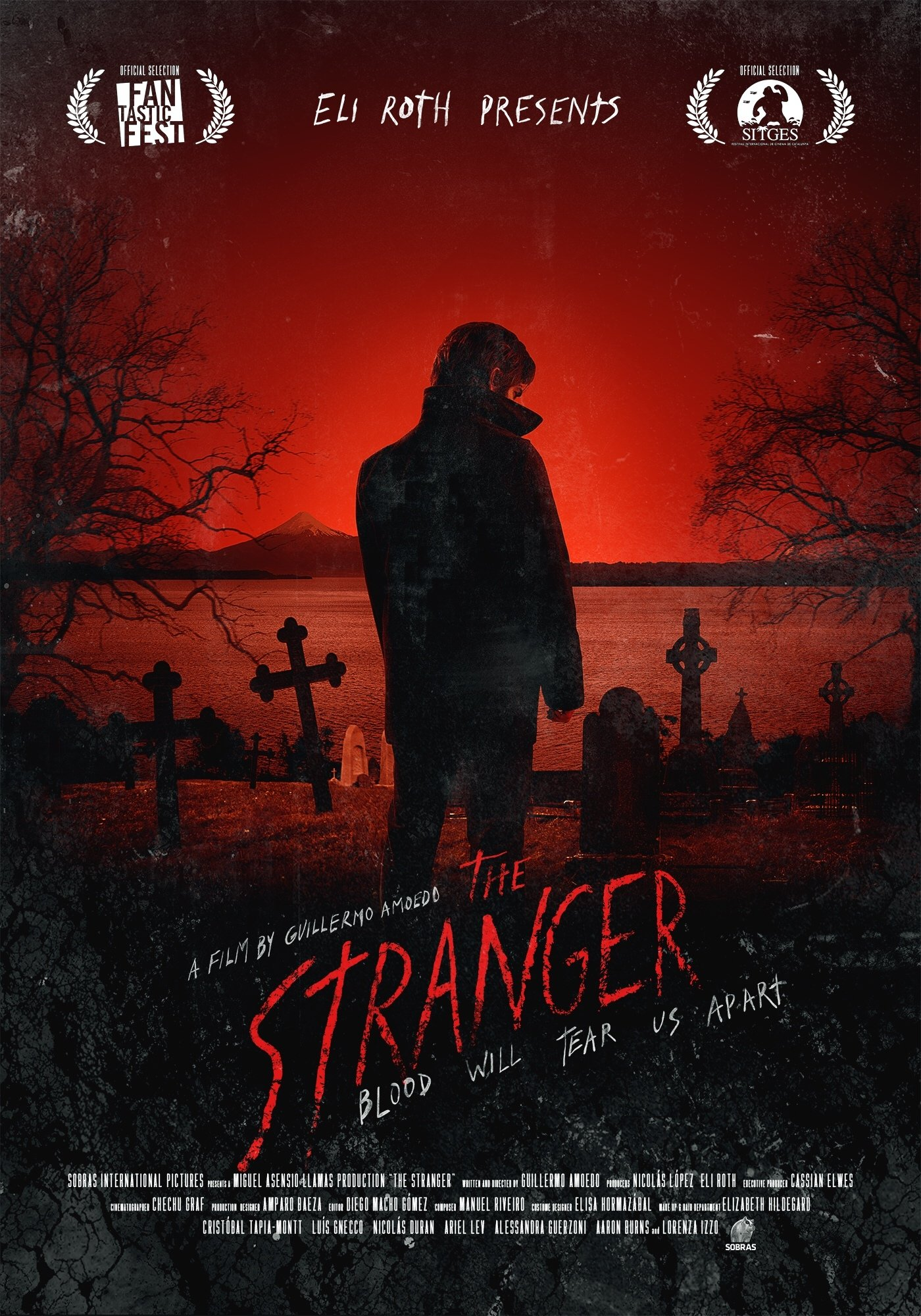 image The Stranger (2014/IV) Watch Full Movie Free Online