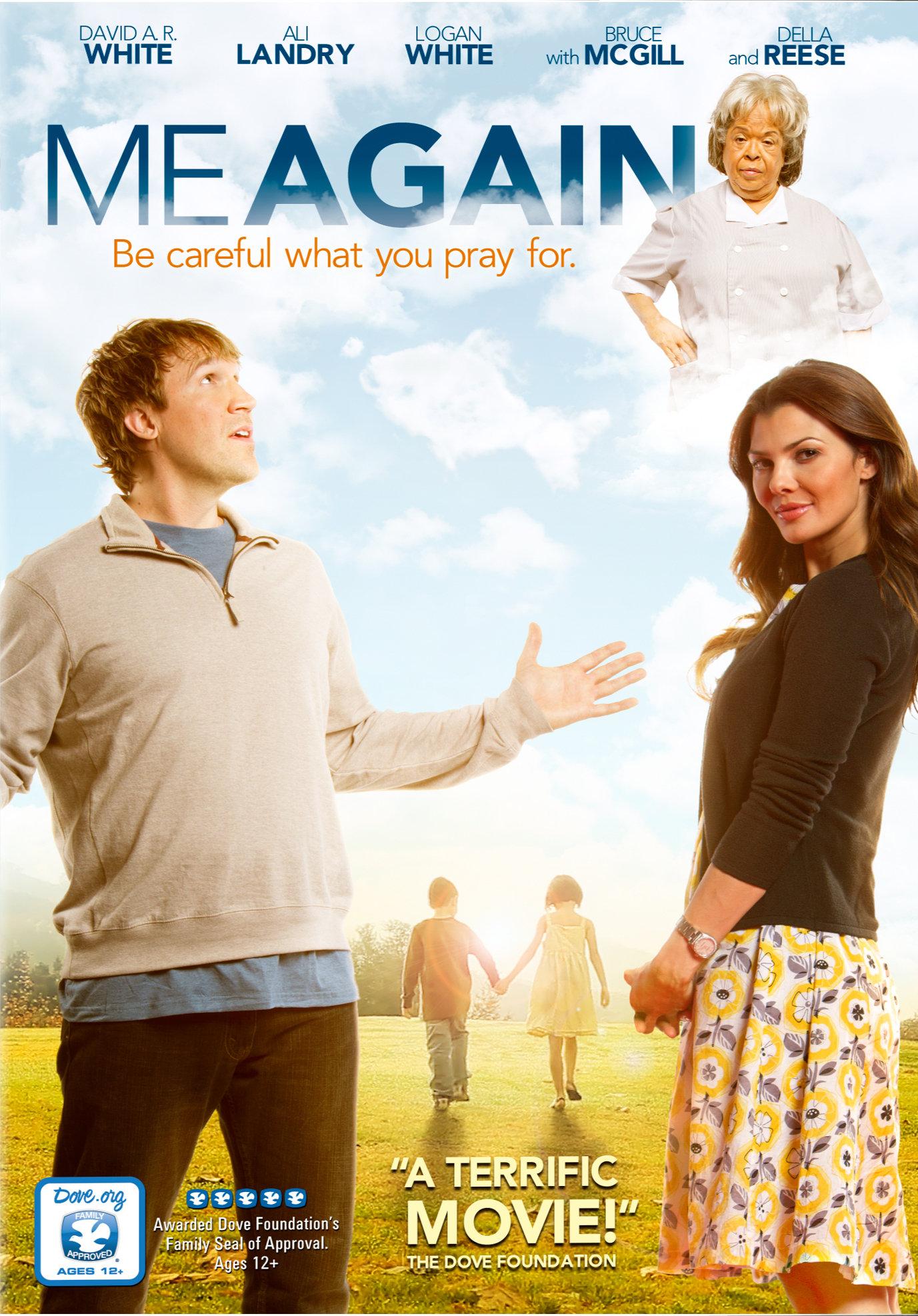 Me Again - DVD Image