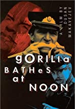 Gorilla Bathes at Noon