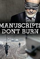 Image of Manuscripts Don't Burn