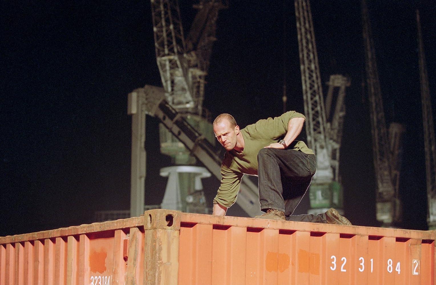 Jason Statham in The Transporter (2002)