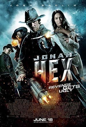 Jonah Hex poster