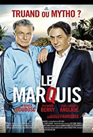 Le marquis Poster