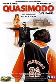 Quasimodo d'El Paris Poster