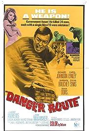 Danger Route(1967) Poster - Movie Forum, Cast, Reviews