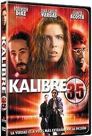 Kalibre 35 Poster