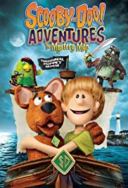 Scooby-Doo! Adventures: The Mystery Map (2013) Poster - Movie Forum, Cast, Reviews