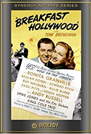 Breakfast in Hollywood (1946) Poster - Movie Forum, Cast, Reviews