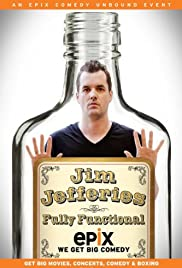 Jim Jefferies: Fully Functional (2012) Poster - TV Show Forum, Cast, Reviews