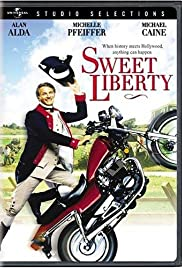 Sweet Liberty (1986) Poster - Movie Forum, Cast, Reviews