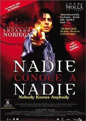 Nobody Knows Anybody poster