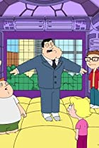 Image of American Dad!: Man in the Moonbounce