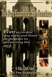 The Pure Eccentrics: San Francisco Poster